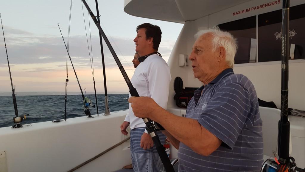 Fishing Charter in Durban – Spirit of eLan Cruise